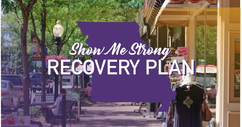 Show Me Strong Recovery Plan