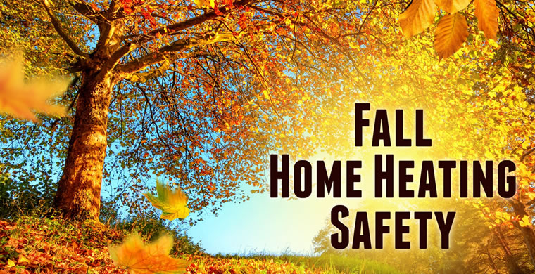 Fall Home Heating Safety