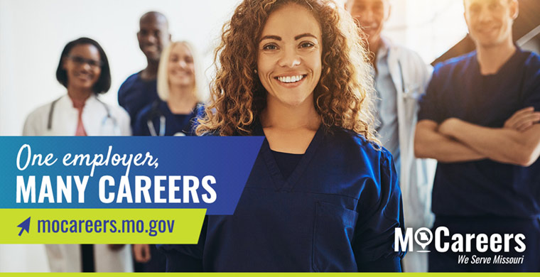 MO Careers - One Employer Many Careers
