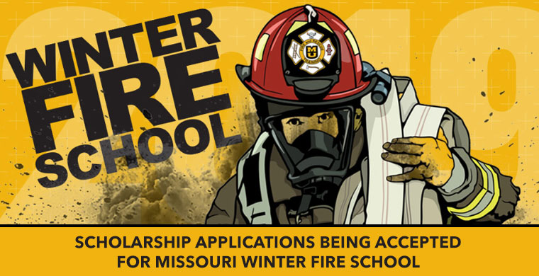 Scholarship applications being accepted for Missouri Winter Fire School