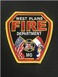 West Plains Fire Department Logo